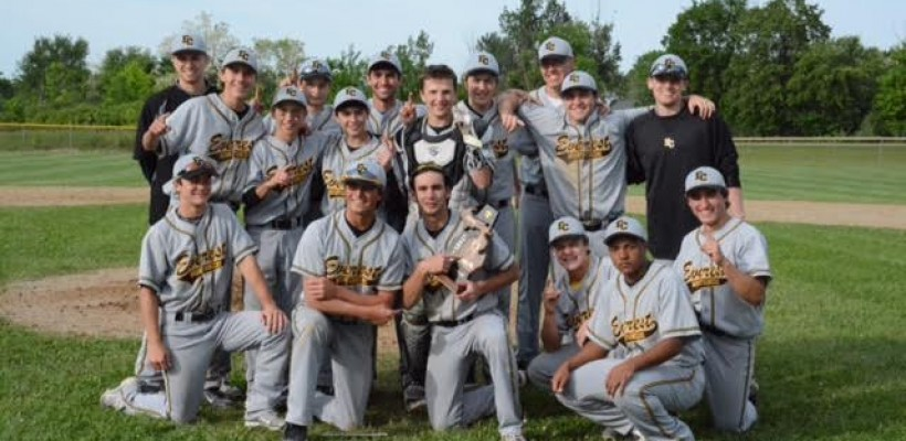 Come Cheer on the EC Baseball Team at Regionals!