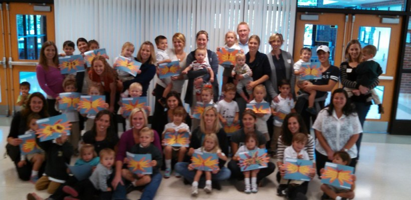 Preschool Parent-Child Retreat Held This Week at EA