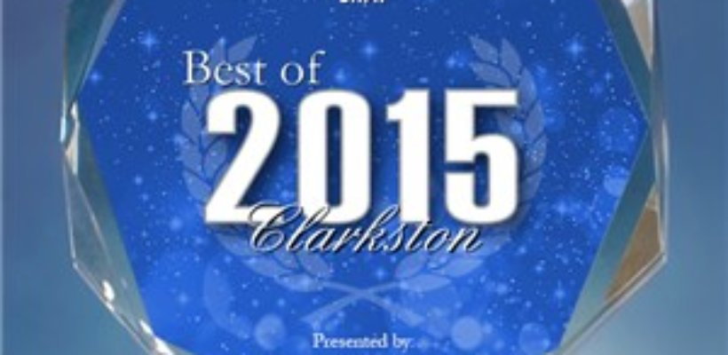 Camp Mountaineer Selected for 2015 Best of Clarkston Award