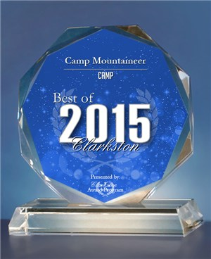 camp mountaineer award