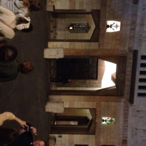 Holy Land Annunciation with Fr.