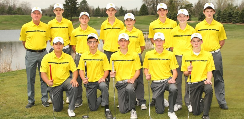 EC Boys' Golf Team is Ranked No. 1 in the State!