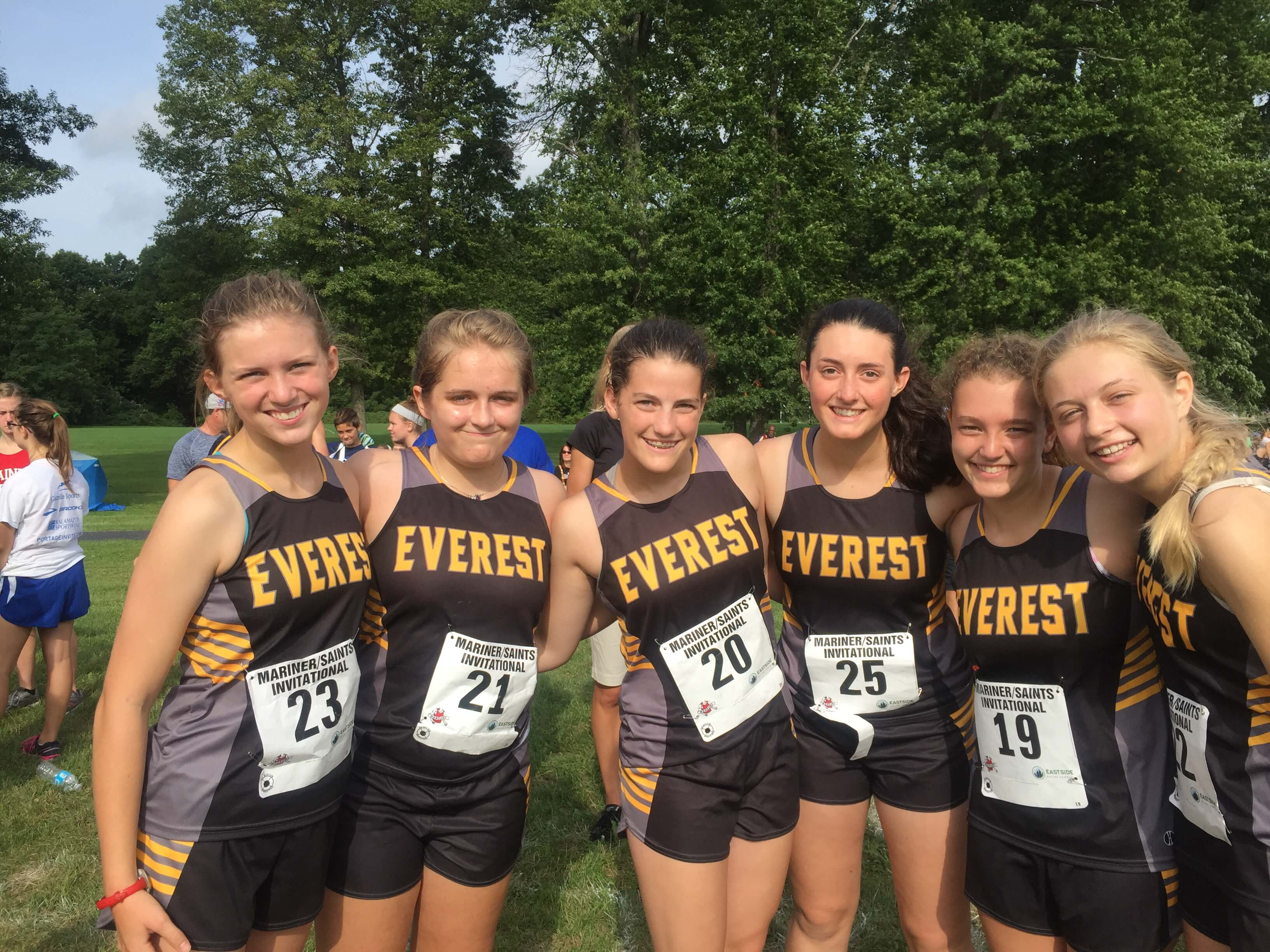 cross country VII