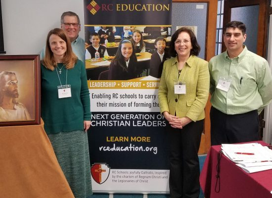 Everest Administrators Attend Regnum Christi Conference in Chicago