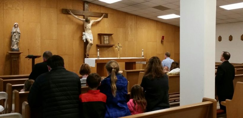 Eucharistic Adoration for Cancer Patients
