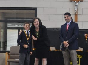 Closing Ceremony Awards for Third through Seventh Grades