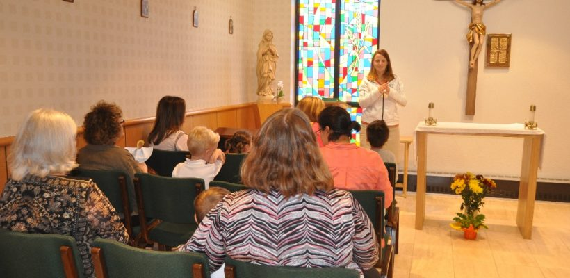 Preschool Mother and Child Retreat