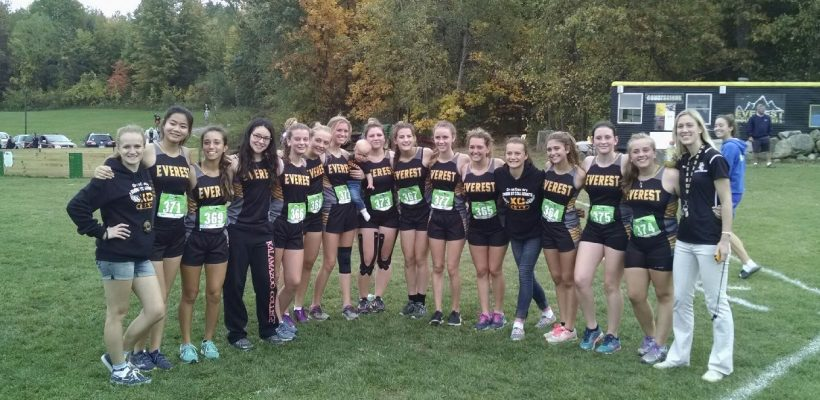 Everest Collegiate Hosts First Cross Country Meet