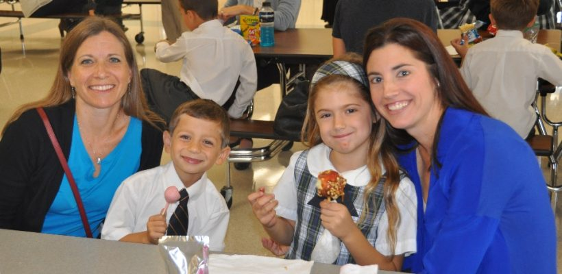 Mother and Child Retreat for First Grade