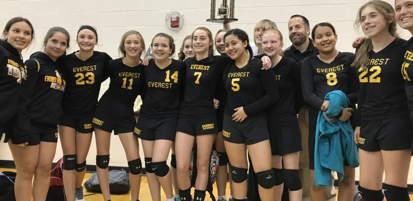 Volleyball Team Completes Impressive Season