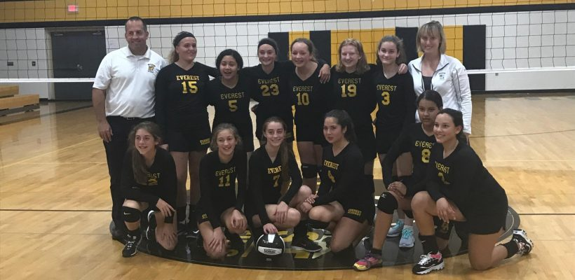 EA Volleyball Team to Compete in Playoffs