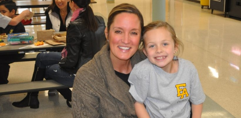 Second Grade Mother and Child Retreat
