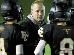 EC Football Coach named Associated Press Division 7-8 Coach of the Year