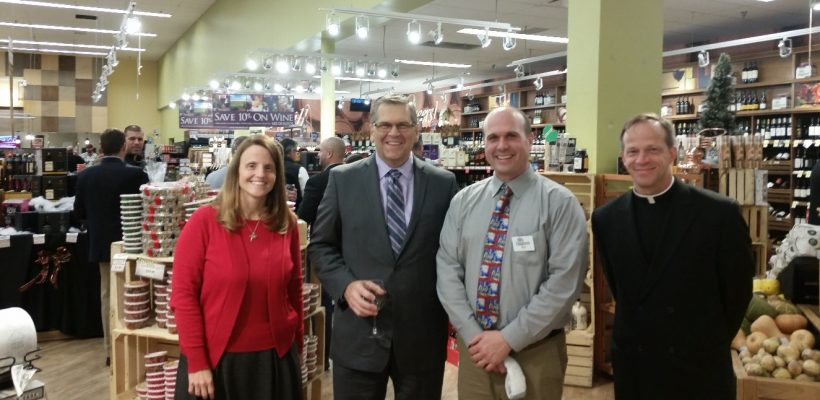 A Taste of Christmas at Neiman's Family Market