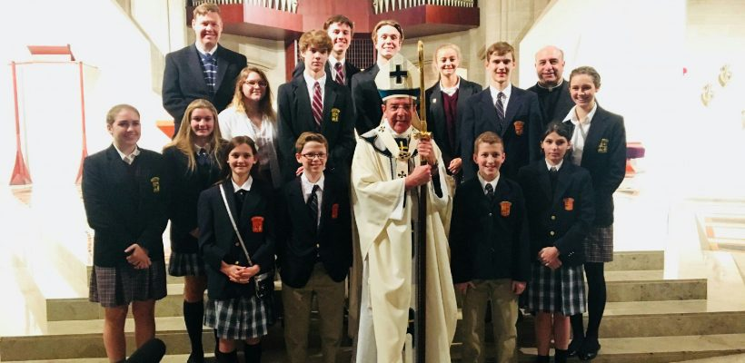 CSW Mass at the Cathedral