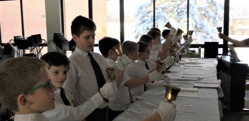 Hand Bell Lessons Replace Recorder