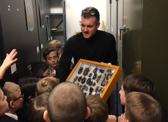 A Visit to Cranbrook Institute of Science