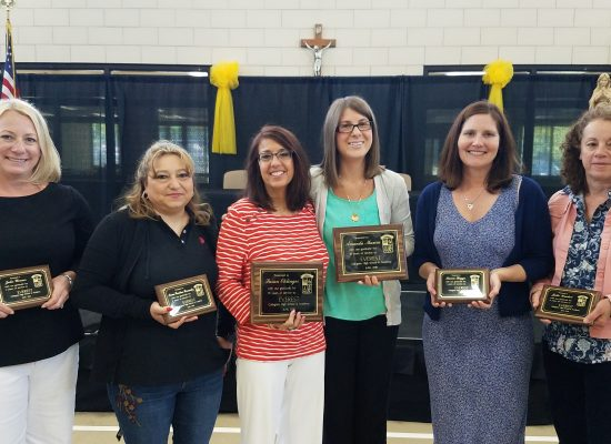 Everest Recognizes Faculty and Staff
