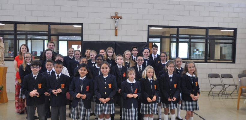 Congratulations Catechism Winners!