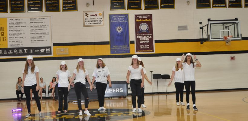 Students Share Talents