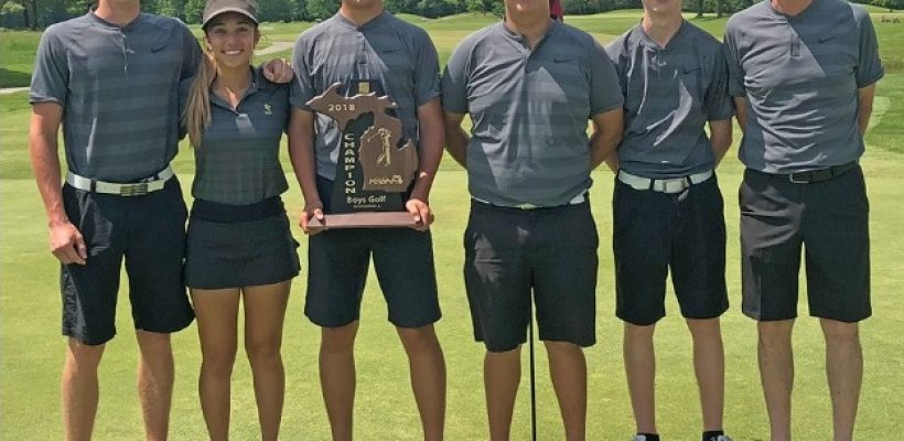 Everest Golf Team Seeks Third Straight State Championship