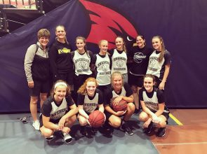 EC Basketball Team Competes at Saginaw Valley State  University