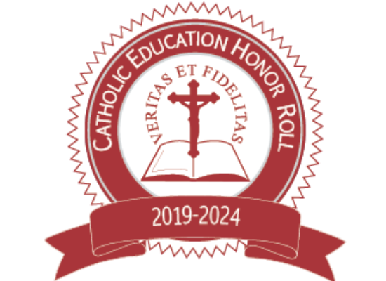 Everest Named to Catholic Education Honor Roll