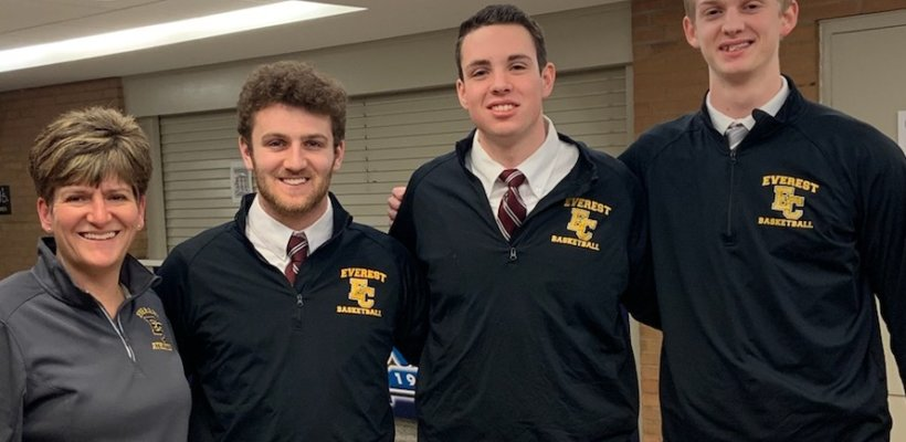 CHSL Honors for Winter Athletes