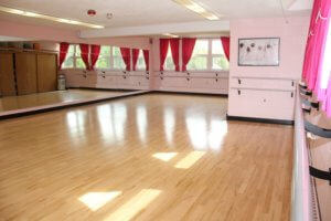 Everest International Girls Campus - Dance Studio